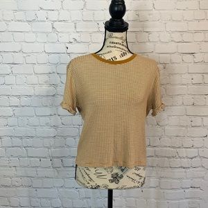 Forever 21   Cropped Top   Size Medium